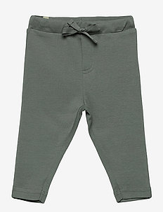 Soft Pants Manfred - trousers - thunder