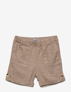 Shorts Anton - shorts - cashew