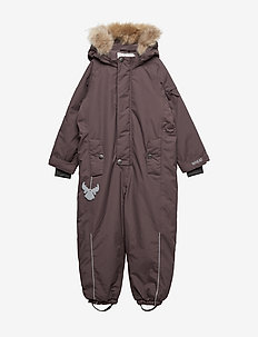 Snowsuit Moe - EGGPLANT