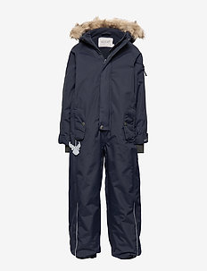Snowsuit Moe - snowsuit - navy