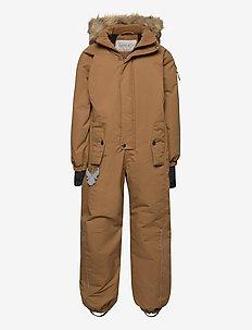Snowsuit Moe Tech - snowsuit - caramel