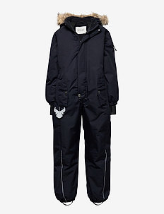 Snowsuit Moe Tech - vinterdress - midnight blue