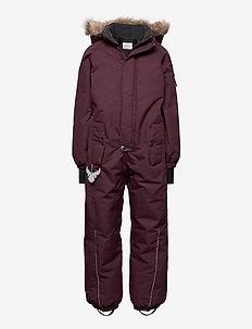Snowsuit Moe Tech - snowsuit - soft eggplant