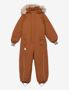 Snowsuit Moe Tech - snowsuit - cinnamon