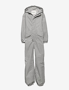 Suit Marley - shell clothing - moon stripe