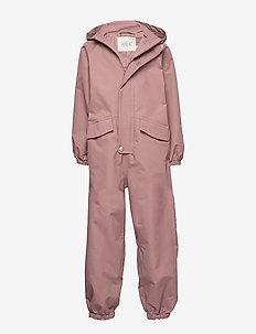 Suit Marley Tech - shell clothing - plum