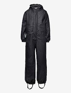 Thermo Rainsuit Aiko - sett & regndresser - midnight blue