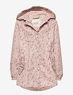 Jacket Elma - parkas - rose flowers