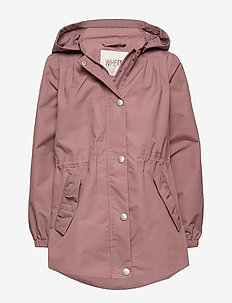 Jacket Elma - PLUM