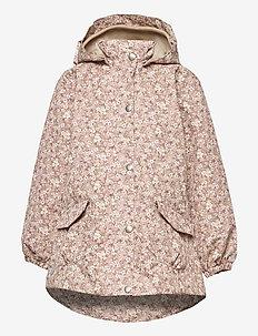 Jacket Ada Tech - softshell-jakker - rose flowers