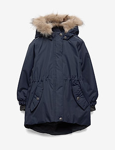 Jacket Mona - puffer & padded - navy
