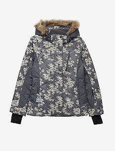 Ski Jacket Tomine - STEEL