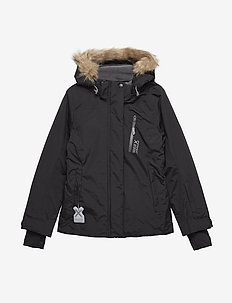 Ski Jacket Tomine - BLACK