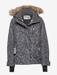 Ski Jacket Tomine - IRON