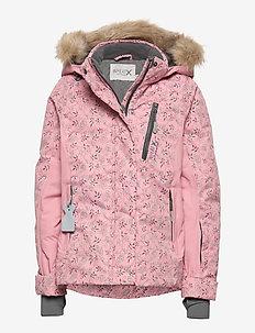 Ski Jacket Tomine - SOFT PEACH ROSE