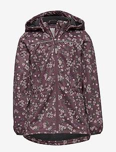 Softshell Jacket Gilda - SOFT EGGPLANT