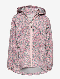Softshell Jacket Gilda - softshell jacket - eggshell flowers