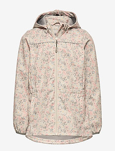 Softshell Jacket Gilda - softshell jacket - poppy