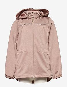 Softshell Jacket Gilda - softshell-jakker - fawn melange