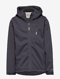 Softshell Jacket Mattis - DARK BLUE