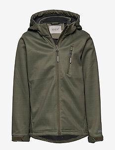 Softshell Jacket Mattis - ARMY LEAF