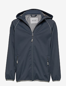 Softshell Jacket Carlo - GREYBLUE