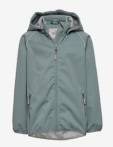 Softshell Jacket Carlo - kurtka softshell - petroleum