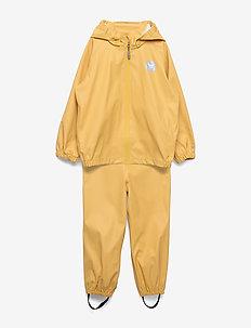 Rainwear Charlie - sadesetit & -asut - corn yellow