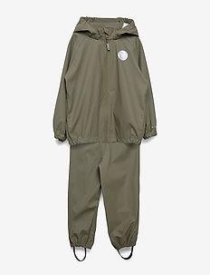 Rainwear Charlie - OLIVE