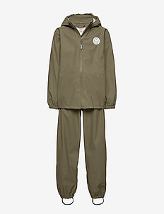 Rainwear Charlie - sets & suits - olive