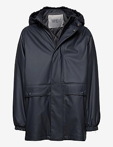 Thermo Rain Coat Ajo - vestes - midnight blue