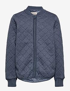 Thermo Jacket Loui - INDIGO MELANGE