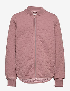 Thermo Jacket Loui - termojakke - plum