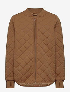 Thermo Jacket Loui - termojakke - caramel