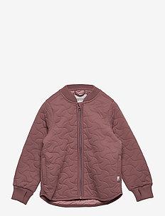Thermo Jacket Loui - termojacka - dusty rouge