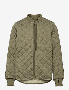 Thermo Jacket Loui LTD - coveralls - green melange