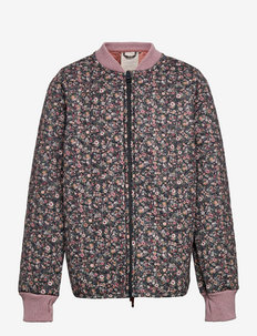 Thermo Jacket Loui - coveralls - ink flowers