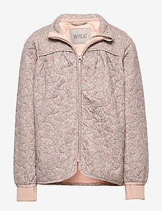 Thermo Jacket Thilde - thermo jacket - powder flower