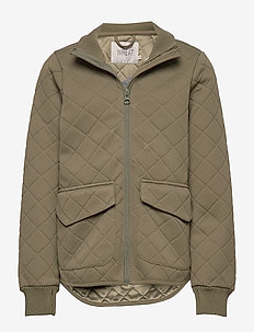 Thermo Jacket Dines - OLIVE
