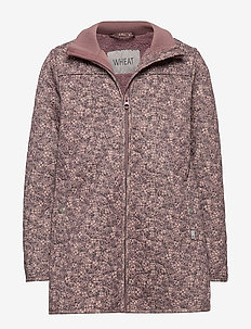 Thermo Jacket Millie - DUSTY ROUGE