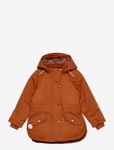 Jacket Elda Tech - softshell jacket - cinnamon
