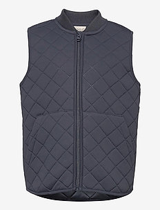 Thermo Gilet Eden - bodywarmers - ink