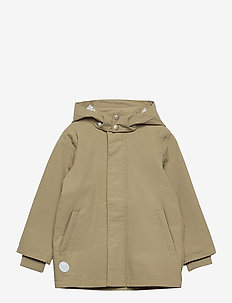 Coat Addo Tech - light jackets - dusty green