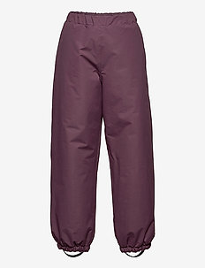 Ski Pants Jay Tech - schneehose - soft eggplant