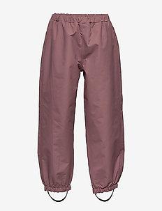 Outdoor Pants Robin - bas - plum