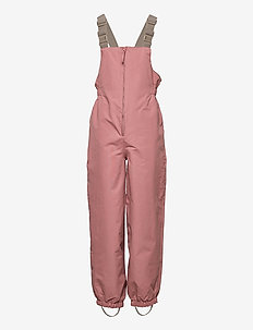 Outdoor Overall Robin Tech - dungarees - antique rose