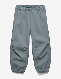 Softshell Pants Jean - bottoms - petroleum