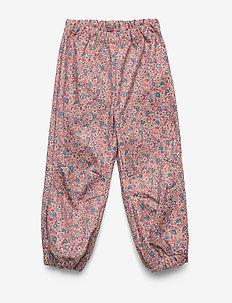 Softshell Pants Jean - EGGSHELL FLOWERS