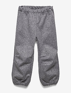 Softshell Pants Jean - bas - melange grey