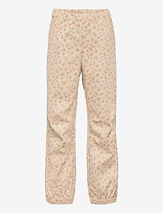 Softshell Pants Jean - broeken - soft beige flowers